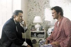 Harvey Keitel et Quentin Tarantino dans Pulp Fiction (1994)