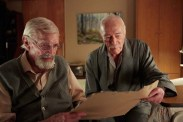 Martin Landau et Christopher Plummer dans Remember (2015)