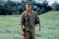 George Clooney dans La Ligne Rouge (1998)
