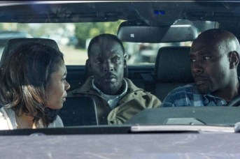 Morris Chestnut, Regina Hall, et Michael Kenneth Williams dans When the Bough Breaks (2016)
