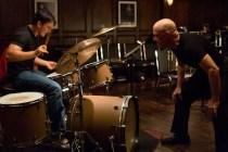 J.K. Simmons et Miles Teller dans Whiplash (2014)
