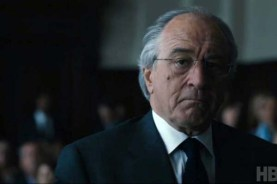 Robert De Niro dans The Wizard of Lies (2017)