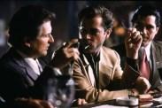 Ray Liotta, Joe Pesci, et Joseph Bono dans Goodfellas (1990)