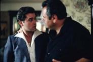 Ray Liotta et Paul Sorvino dans Goodfellas (1990)