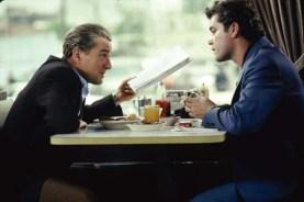 Robert De Niro et Ray Liotta dans Goodfellas (1990)