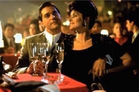 Ray Liotta et Lorraine Bracco dans Goodfellas (1990)