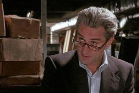 Robert De Niro dans Goodfellas (1990)