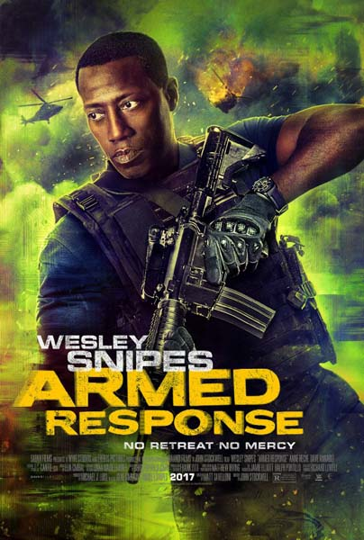 Armed Response (2017)