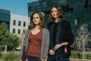 Emma Watson et Karen Gillan dans The Circle (2017)