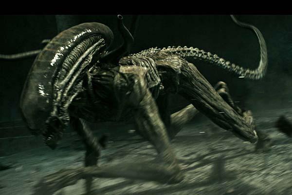 Goran D. Kleut dans Alien: Covenant (2017)