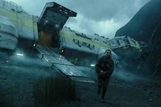 Amy Seimetz dans Alien: Covenant (2017)