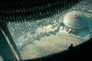 Michael Fassbender dans Alien: Covenant (2017)