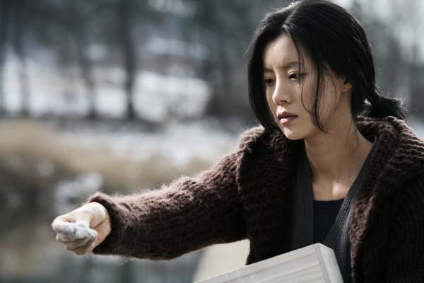 Yoo Sun dans Black House (2007)