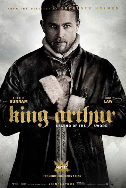 Le Roi Arthur - La Légende d'Excalibur (2017)