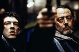 Jean Reno et Vincent Cassel dans Les Rivières Pourpres (2000)