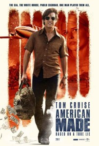 Barry Seal: American Traffic (2017)