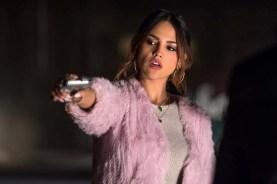 Eiza González dans Baby Driver (2017)
