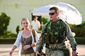 Matt Damon et Amy Ryan dans Green Zone (2010)