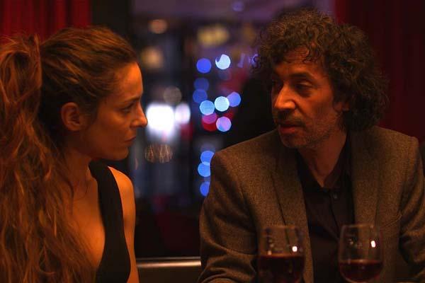 Audrey Dana et Éric Elmosnino dans Si j'étais un homme (2017)