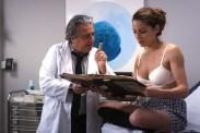 Audrey Dana et Christian Clavier dans Si j'étais un homme (2017)