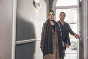 Clémence Poésy et Stephen Campbell Moore dans London House (2015)