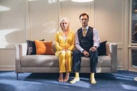 David Morrissey et Laura Birn dans London House (2015)