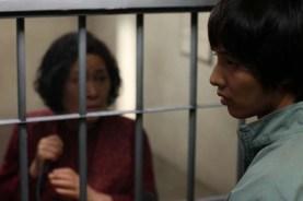 Kim Hye-ja et Won Bin dans Mother (2009)