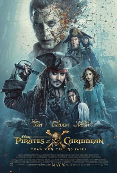 Pirates des Caraïbes - La Vengeance de Salazar (2017)