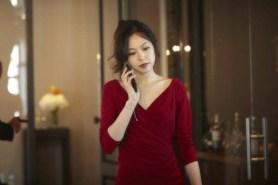 Kim Min-hee dans No Tears for the Dead (2014)