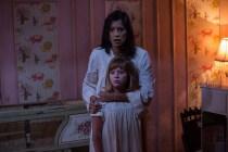 Stephanie Sigman et Lulu Wilson dans Annabelle: Creation (2017)