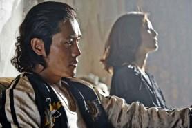 Jo Seung-woo et Lee El dans Inside Men (2015)