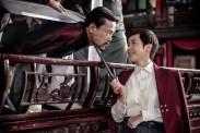 Liao Fan et Jiang Wenli dans The Master (2015)