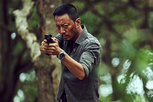 Zhang Hanyu dans Operation Mekong (2016)