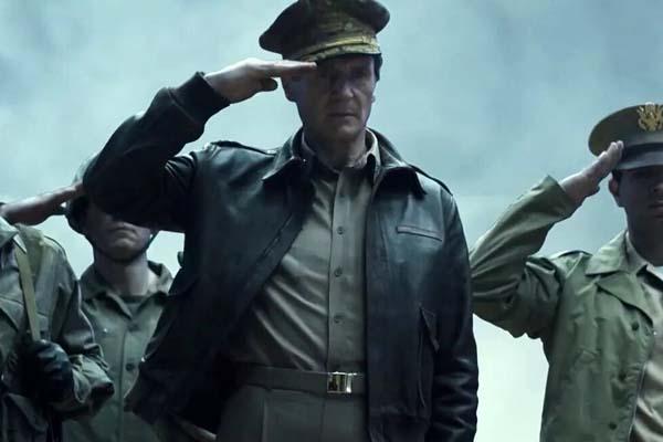 Liam Neeson dans Memories of War (2016)