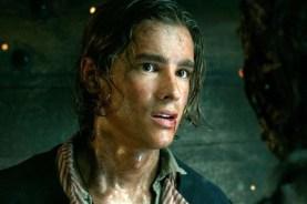 Brenton Thwaites dans Pirates des Caraïbes: la Vengeance de Salazar (2017)