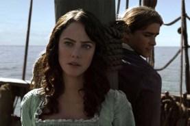 Kaya Scodelario dans Pirates des Caraïbes: la Vengeance de Salazar (2017)