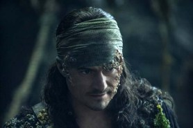Orlando Bloom dans Pirates des Caraïbes: la Vengeance de Salazar (2017)