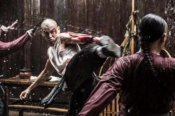 Eddie Peng dans Rise of the Legend (2014)