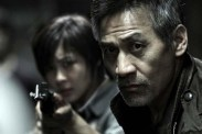 Ahn Sung-ki et Ji-won Ha dans Secteur 7 (2011)