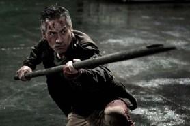 Ahn Sung-ki dans Secteur 7 (2011)