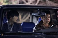 Lee Jin-wook et Ryu Seung-ryong dans The Target (2014)