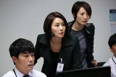 Kim Sung-ryung dans The Target (2014)