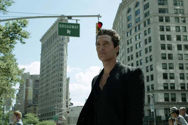 Matthew McConaughey dans The Dark Tower (2017)