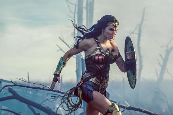 Gal Gadot dans Wonder Woman (2017)