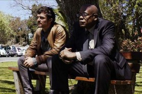 Forest Whitaker et Orlando Bloom dans Zulu (2013)
