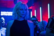 Charlize Theron dans Atomic Blonde (2017)