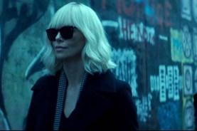 Charlize Theron dans Atomic Blonde (2017)