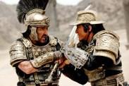 John Cusack et Jackie Chan dans Dragon Blade (2015)