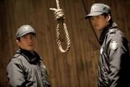 Yoon Kye-sang et Jo Jae-hyeon dans The Executioner (2009)