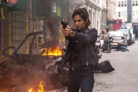 Elodie Yung dans The Hitman's Bodyguard (2017)